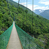 Taiwan Suspension Bridge, used with permission, Creative Commons