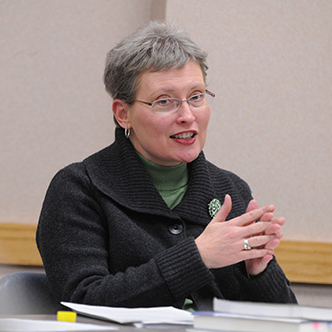 Dr. Pamela Ironside, faculty researcher