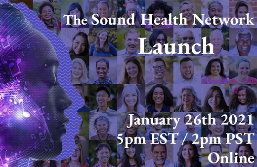 The Sound Health Network Launch
