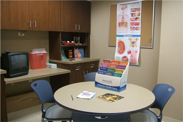 Diabetes Education Room